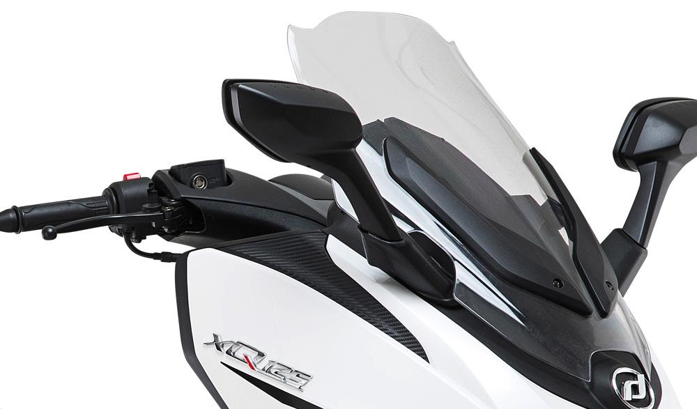Daelim-XQD-125-Blanc