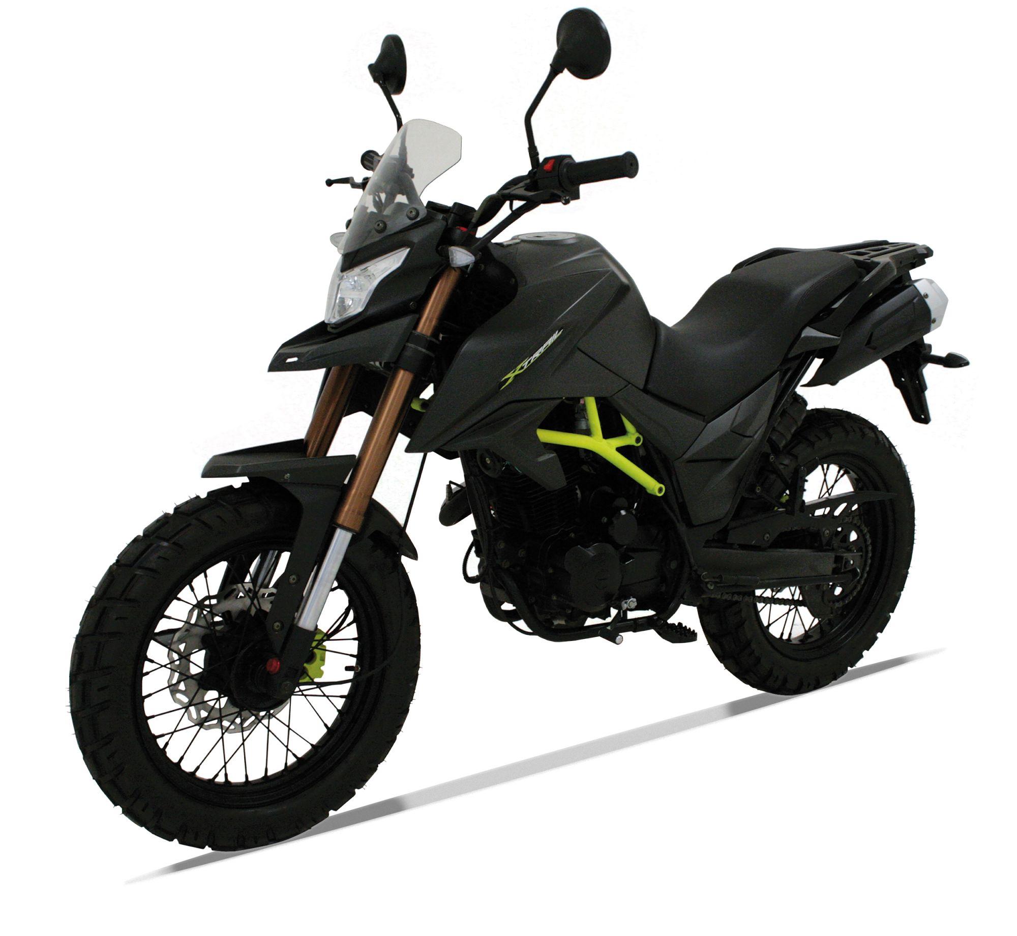 MagPower-Xtrail-125-cc