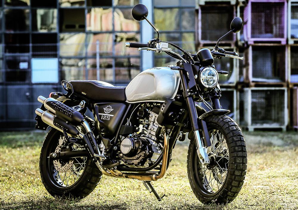 SWM-Outlaw-125-cc